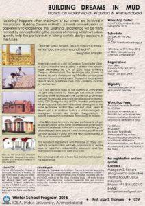 Mud Workshop, Nagpur